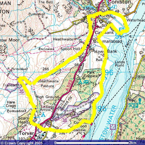map_CONISTON